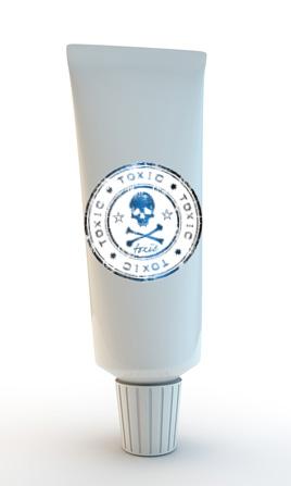 SLS Toxic Toothpaste